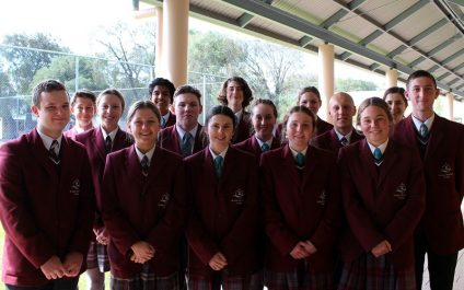 Senior Student Council Announced