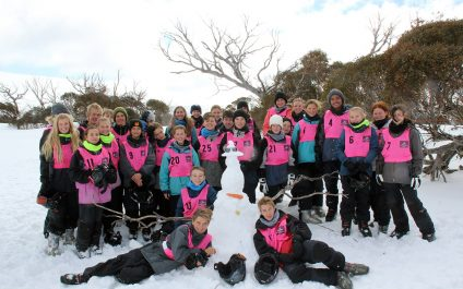 Science, citizenship and snow: Year 9 students in Canberra