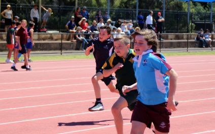 Primary SWPSA Athletics Carnival