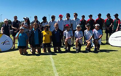 Tennis Classic: Regional winners of Herbert Edwards Cup