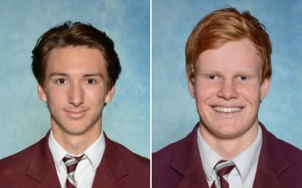 MacKillop Football Stars Kick It