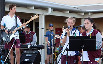 Students to perform at festivals in Busselton and Dunsborough
