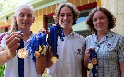 Surf Lifesaving: 16-medal haul at Country Championships