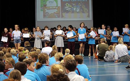 Primary Assembly 6CF: Identity, teamwork and inclusion