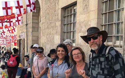Teacher Experiences Easter in Israel