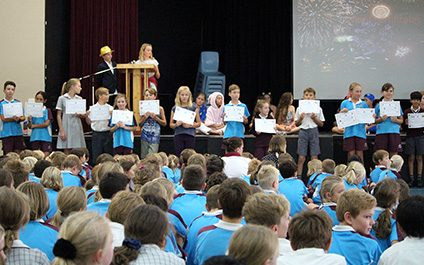 Assembly and Awards 6CH: Love is the key
