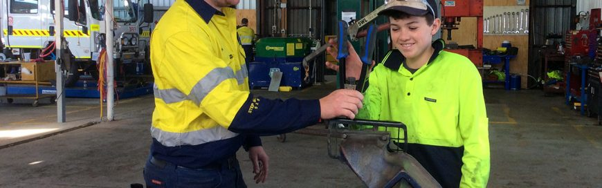Year 10 Students Explores Workforce