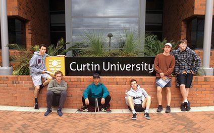 Camp Week Students
