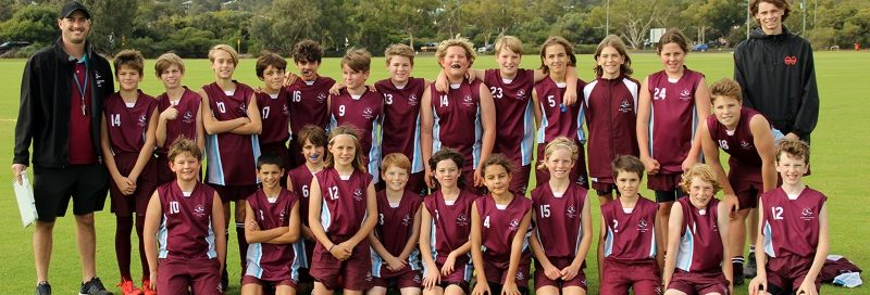 Year 7 AFL: Eagles Schoolboys Cup