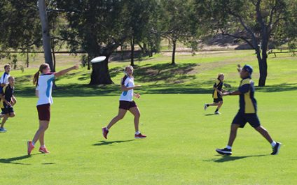 MacKillop's Ultimate Frisbee debut impresses selectors