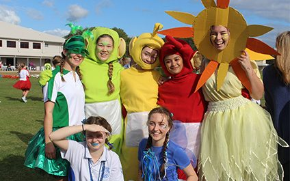Secondary Campus Athletics' Carnival 2016