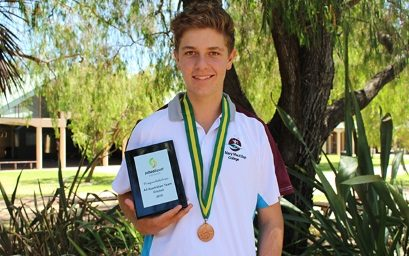 Australian U16 Cricket Squad selection