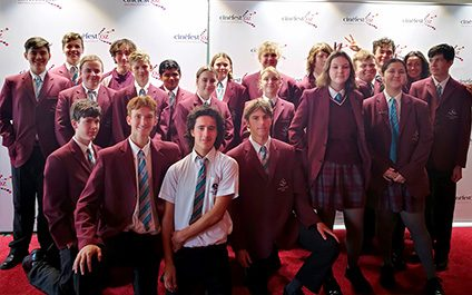 Media students enjoy CinefestOz