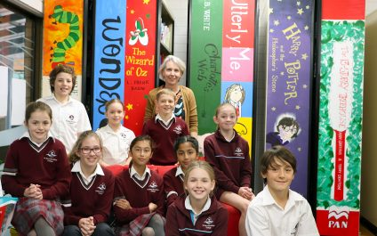 Inspiring readers for Book Week