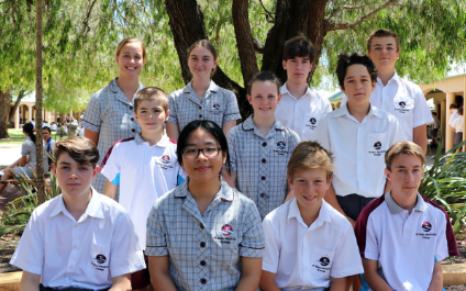 High Distinctions Awarded in Mathematics