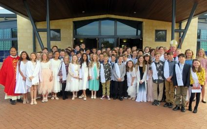 Year 6 Confirmation Retreat and Mass