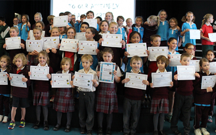 Assembly and Awards (3RT): Welcome to All People