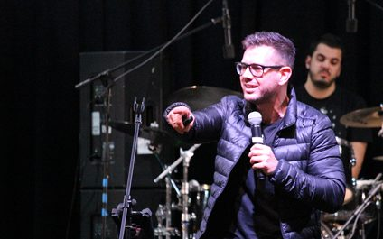 Fr Rob Galea rocks annual youth rally