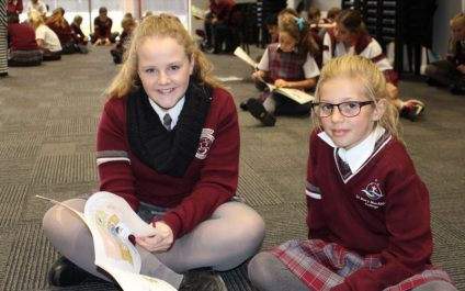 Year 9 students to inspire budding readers