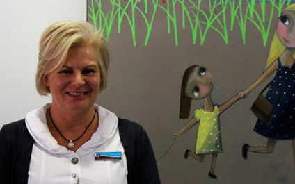 Welcome to our new Head of Primary, Jo Paini