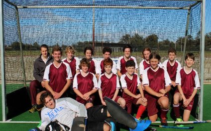 ACC Boys Hockey Challenge in Bunbury
