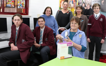 Music therapy for dementia patients in Busselton