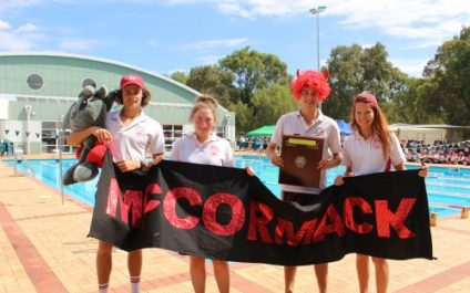 SECONDARY CAMPUS SWIMMING CARNIVAL – 2016