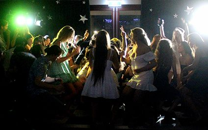 Hollywood Stars shine for Year 11 Spring Fling