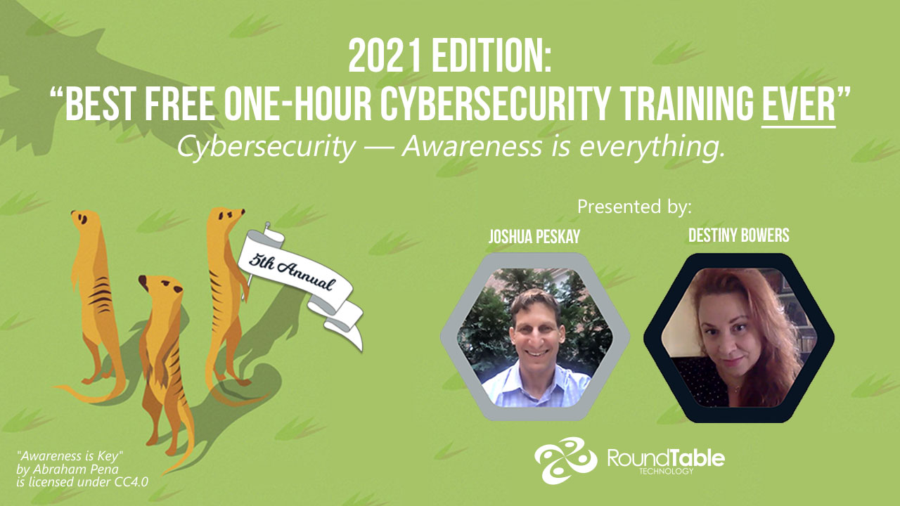 RoundTable-Technology-Best-Free-1-Hour-Cybersecurity-Training-Ever-video
