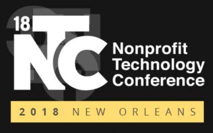 Nonprofit Technology Conference 2018