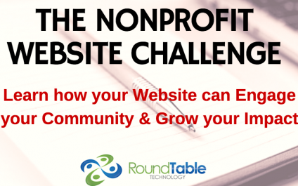 Webinar – Nonprofit Website Challenge