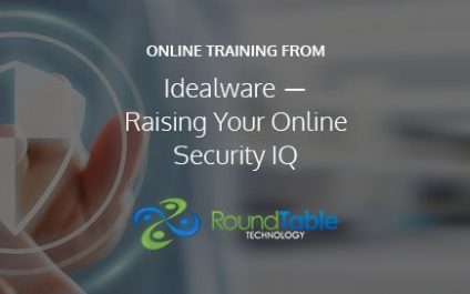 Online Training from Idealware —Raising Your Online Security IQ – June 15