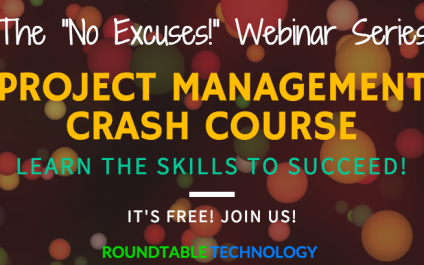 Webinar – Nonprofit Project Management