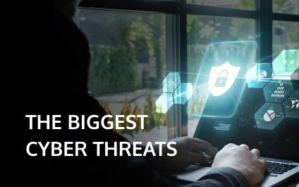 In-person Event at Civic Hall in New York City—The Biggest Cyber Threats —February 19