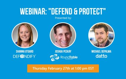 Past Event—Webinar—Defend & Protect – Your Path to Compliance with New Cybersecurity Laws on February 27th