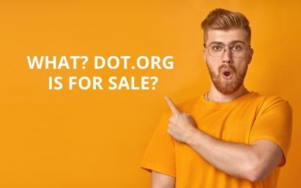 What? Dot.org is for sale? An F.A.Q. from RoundTable