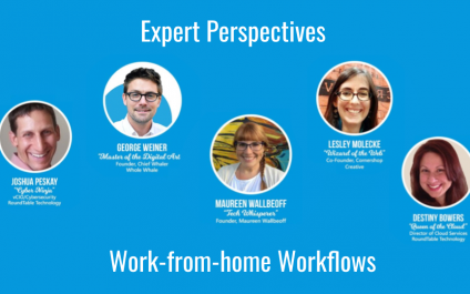 Tech Tools for Work-from-Home Workflows