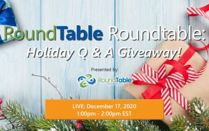 Roundtable Holiday Q&A Giveaway
