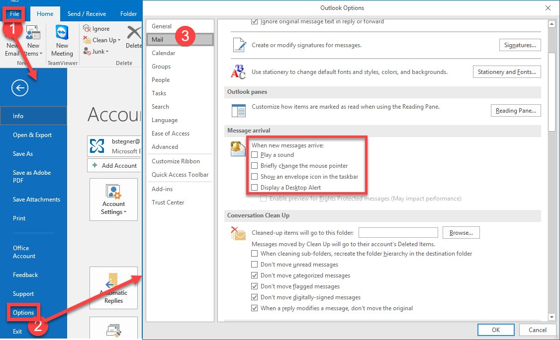 How to Customize Outlook For Greater Productivity | Houk Consulting