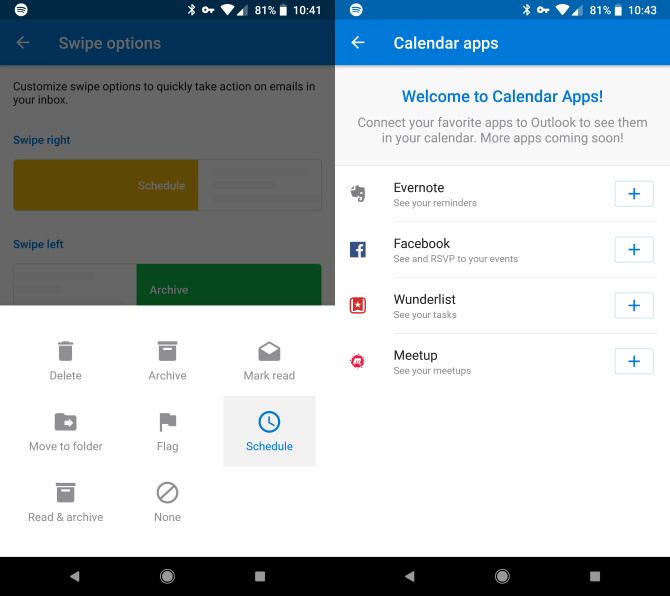 Why You Should Give the Outlook Smartphone App a Try | Houk Consulting