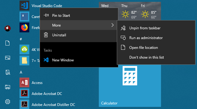 Windows-10-Start-Menu-App-List-Options