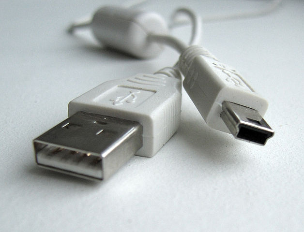 Mini-USB-Cable