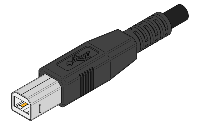 USB-B-Cable