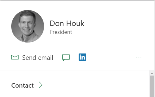 How to Integrate LinkedIn and Outlook | Houk Consulting