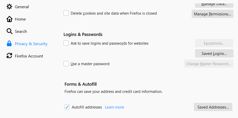 Firefox-Saved-Logins