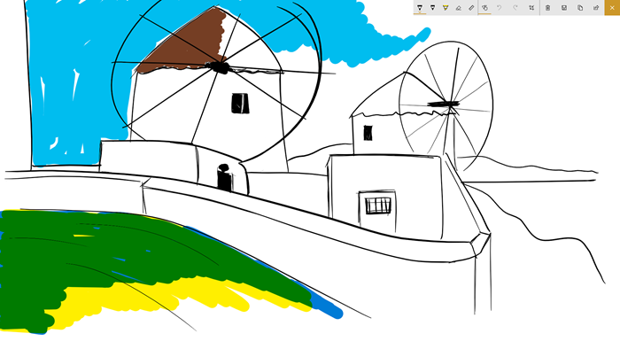 Windows-Ink-Sketchpad