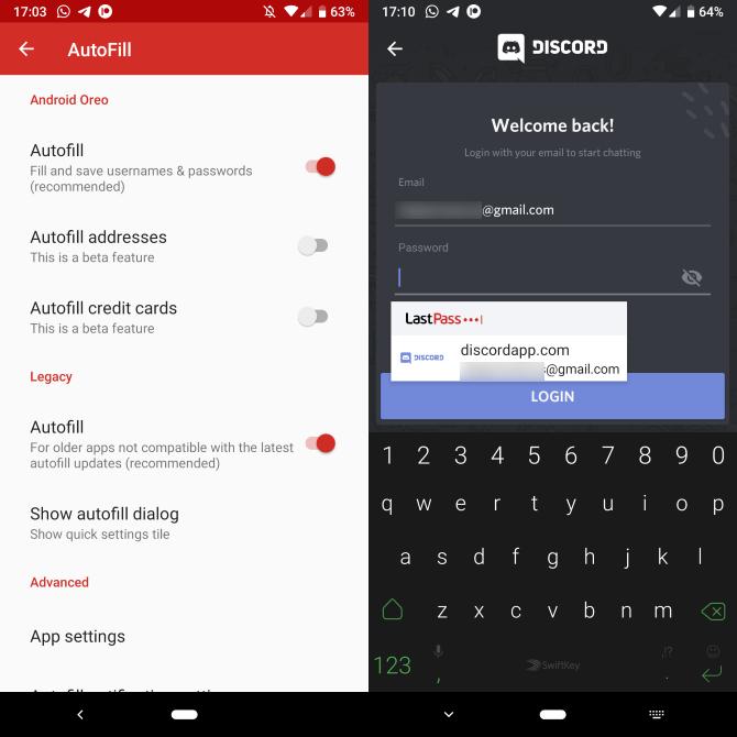 LastPass-Autofill-Android