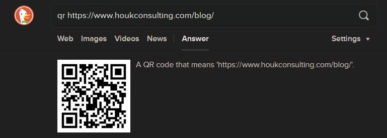 DuckDuckGo-QR-Code-Generate