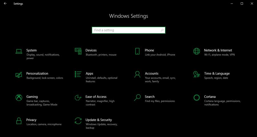Windows-10-Settings-Menu