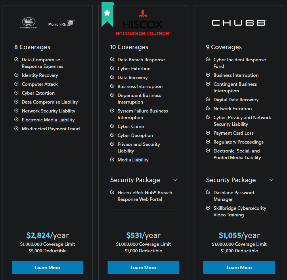 Cyber-Insurance-Comparison-Summary